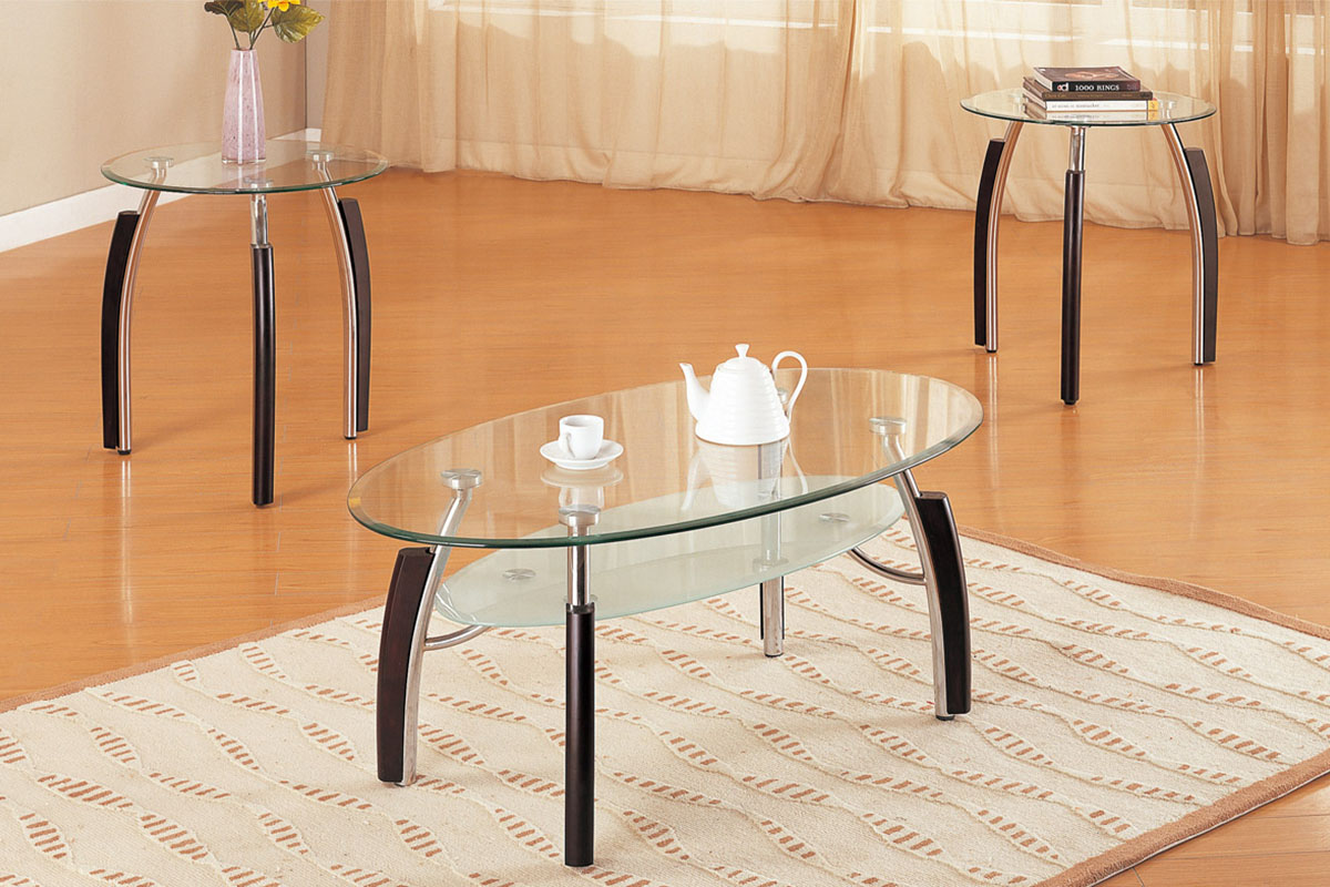 F3077 & 3 PC Coffee Table Set (F3077) | BBu0027s Furniture Store