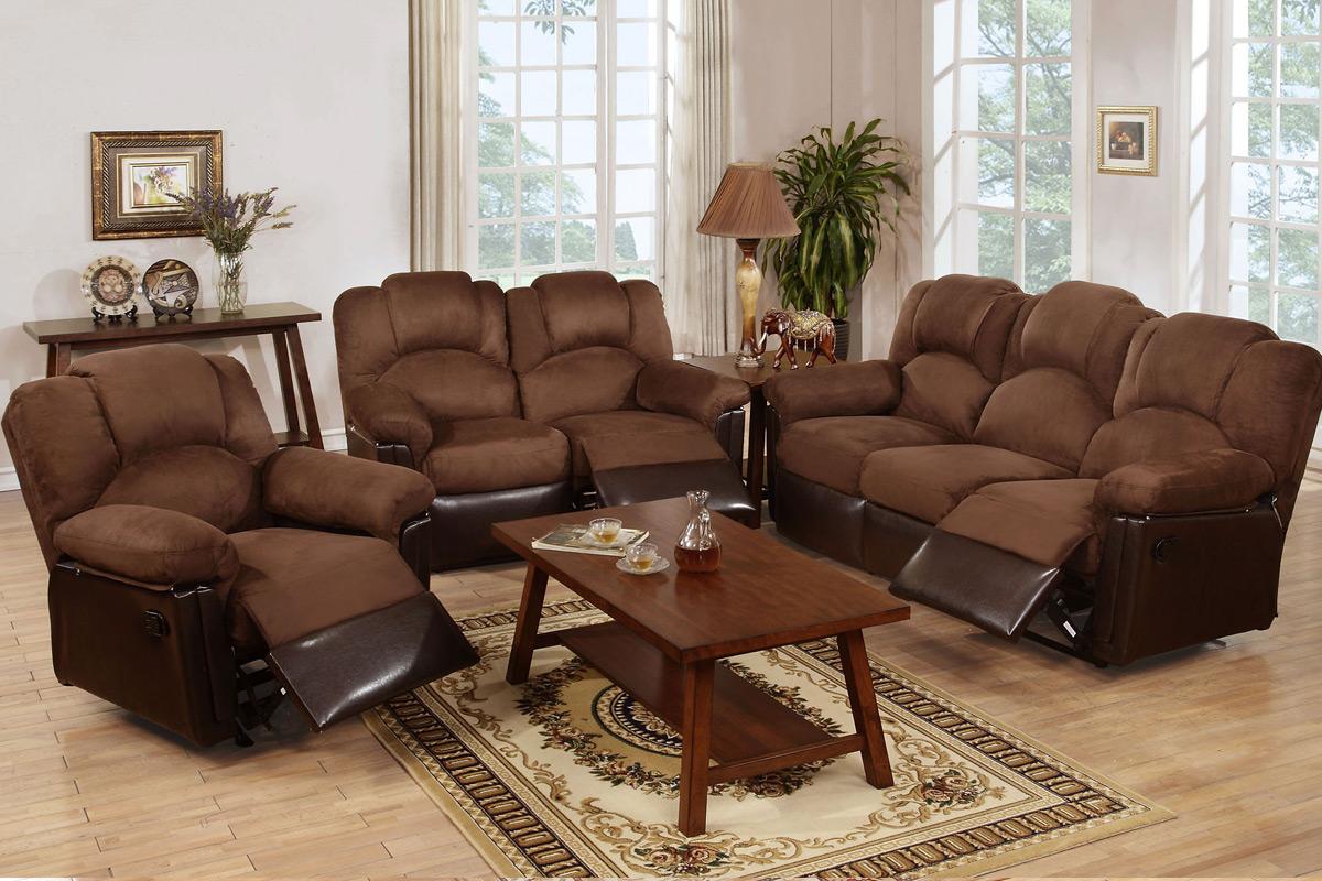 2pc Sofa Love Seat F6681