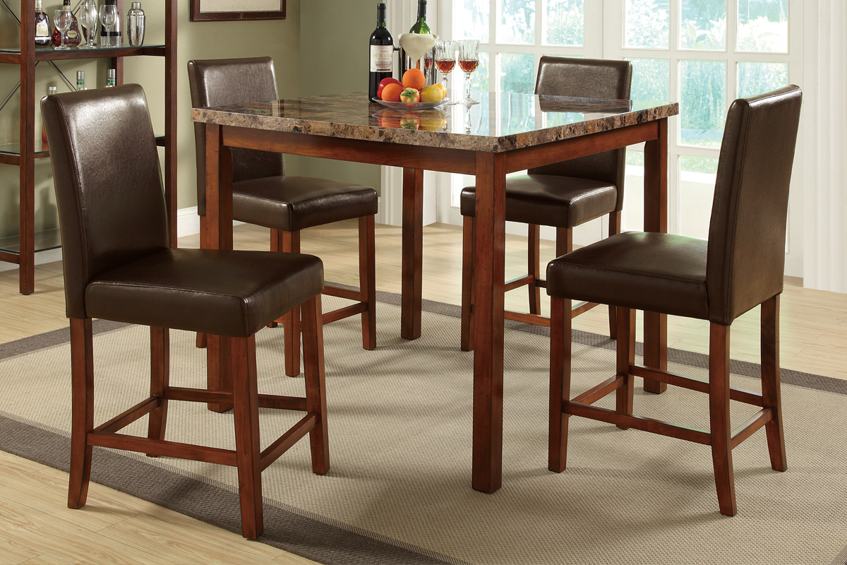 Dining table set f2542 bb 39 s furniture store for Dining furniture stores