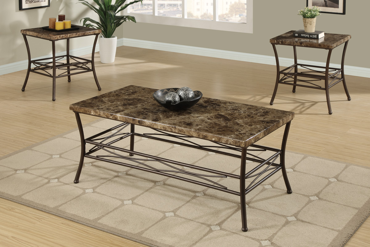 Coffee Table Set F3097 Bbs Furniture Store