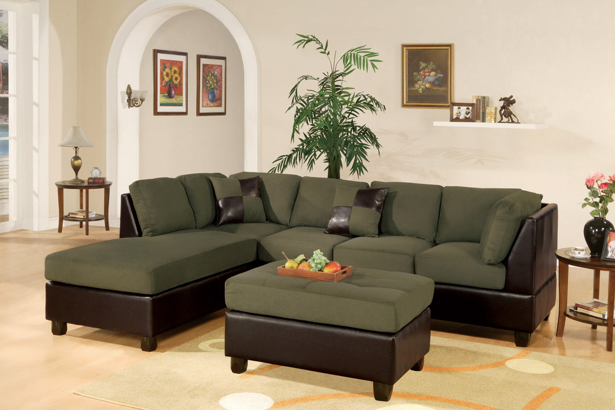 Marvelous Sectional W Ottoman F7620 Ibusinesslaw Wood Chair Design Ideas Ibusinesslaworg
