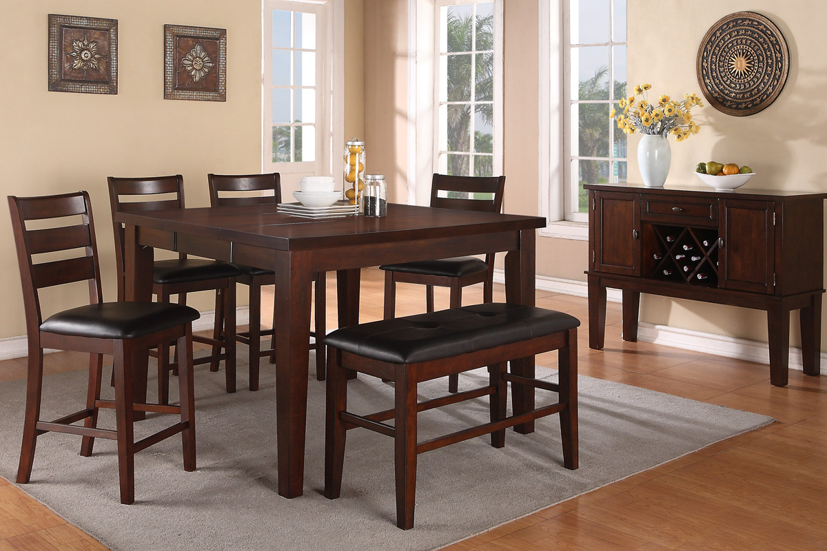 Dining table set f2208 f1298 bbs furniture store f2208 dzzzfo