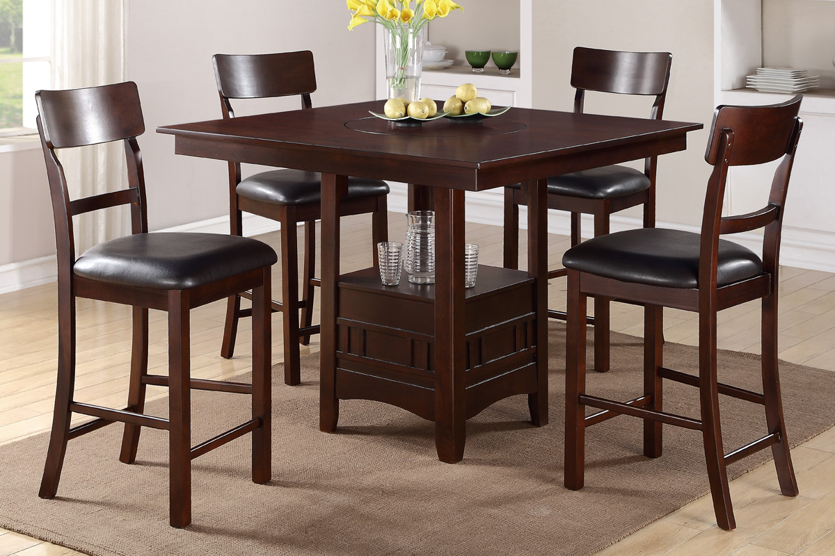 Dining Table Set F2346 F1207 Bb S