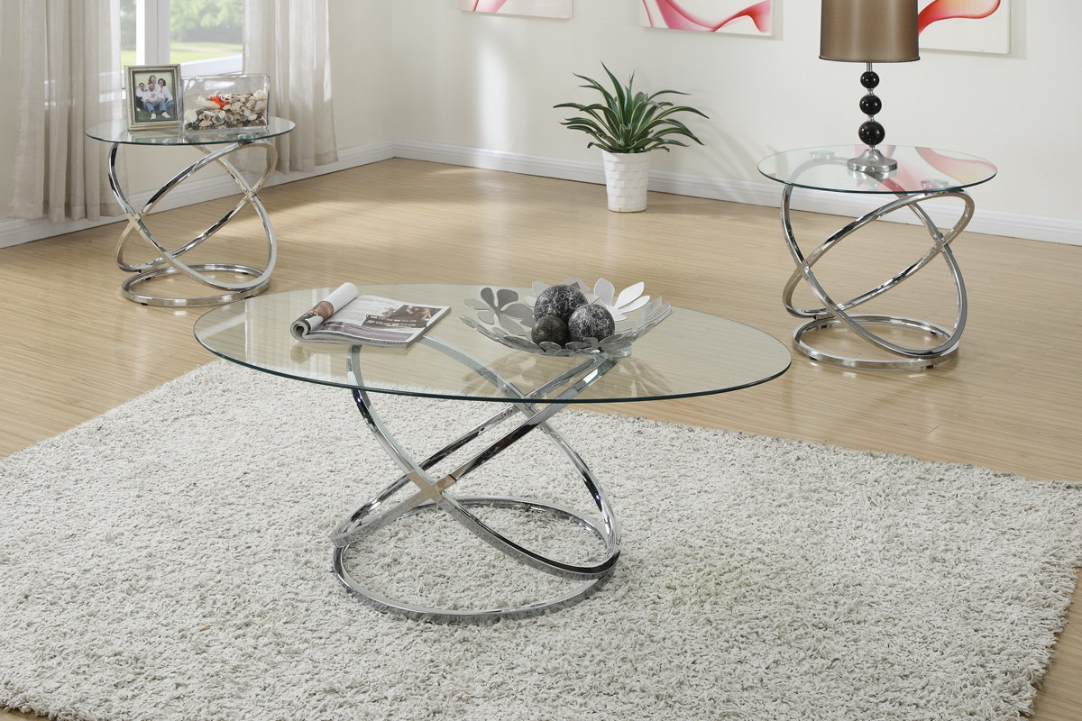 F3087 & 3PC Coffee Table Set (F3087) | BBu0027s Furniture Store