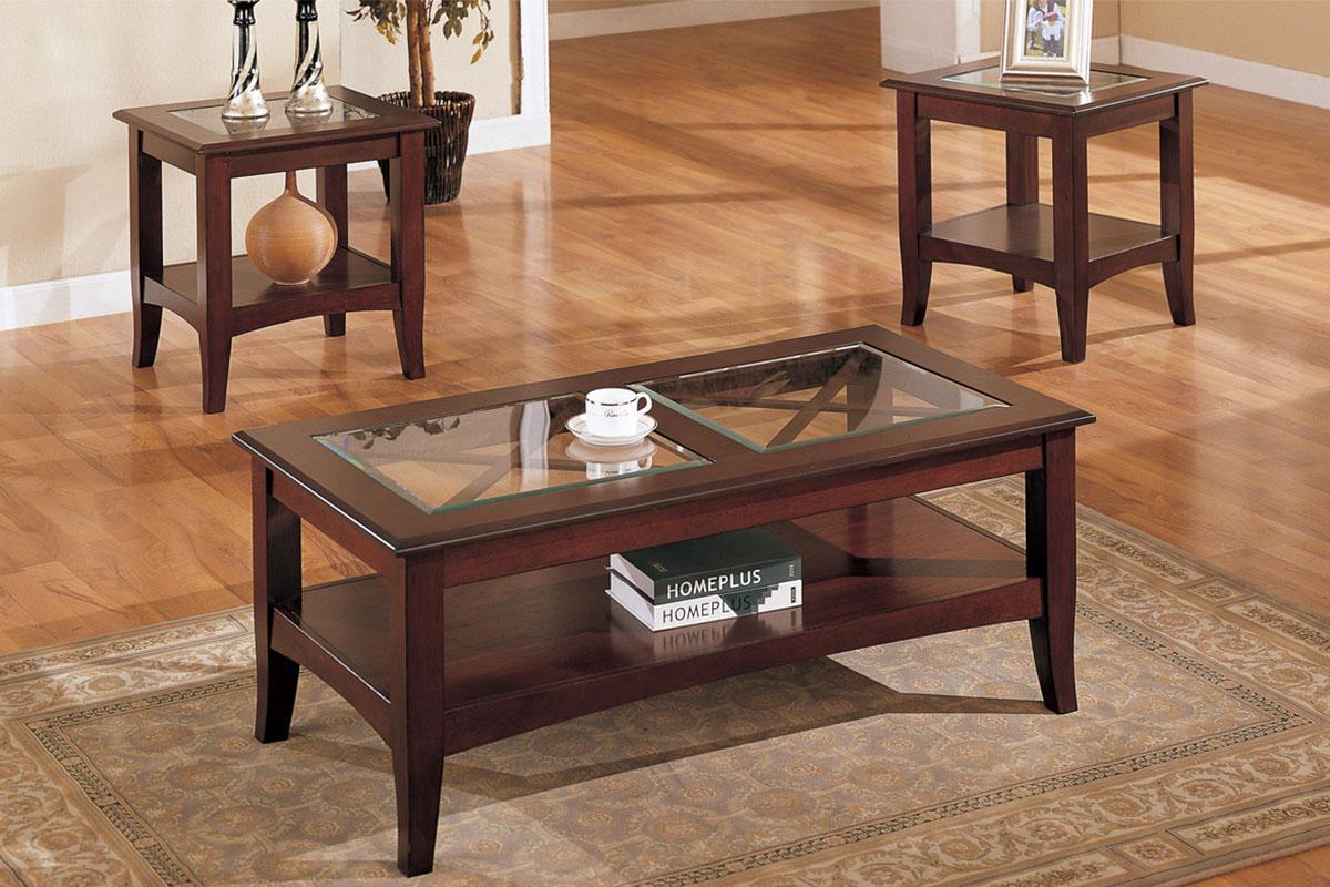 f3075 & 3PC Coffee Table Set (F3075) | BBu0027s Furniture Store