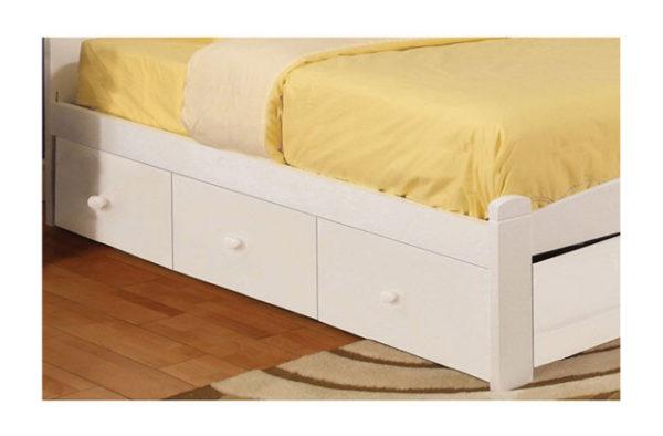 drawers white
