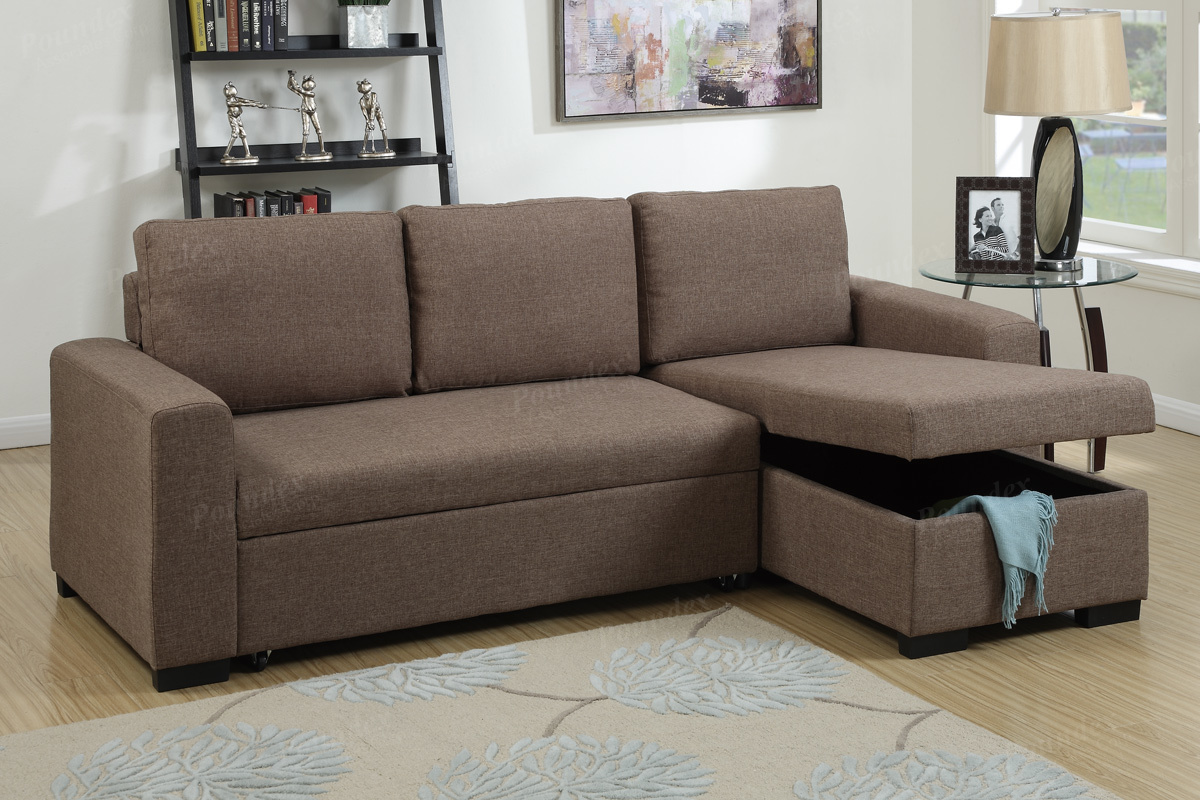 home free bobkona or sectional product with hand chaise right shipping toffy left garden set today overstock ottoman