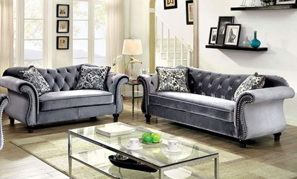 Home/Living Room/Sofa U0026 Love Seat/3PC Sofa Set