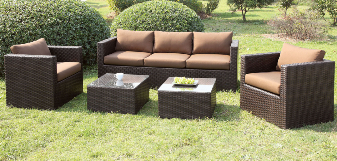 5PC Patio Set CM OS1820BR