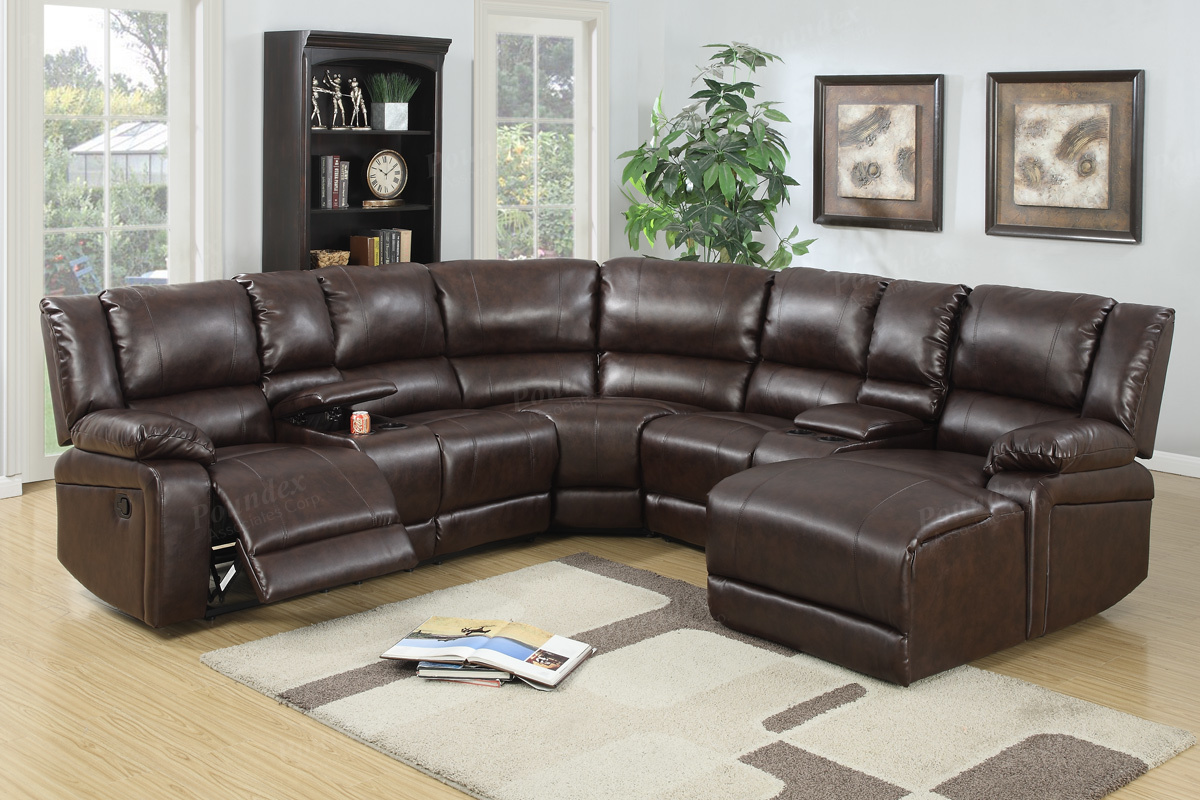Home/Living Room/Reclining Sofas/Reclining Sectional : motion sectional - Sectionals, Sofas & Couches
