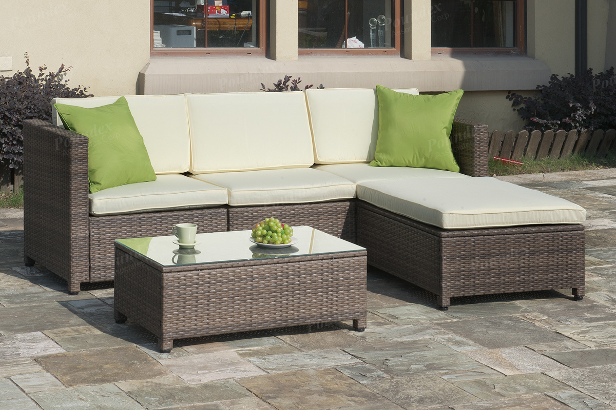 Outdoor Sectional P