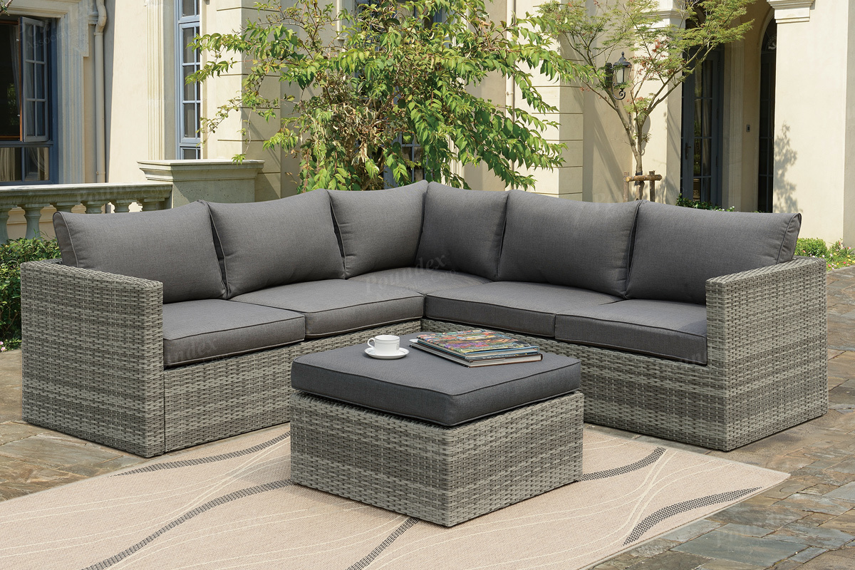 Outdoor Sectional Sofa P50292 Bb S Furniture Store