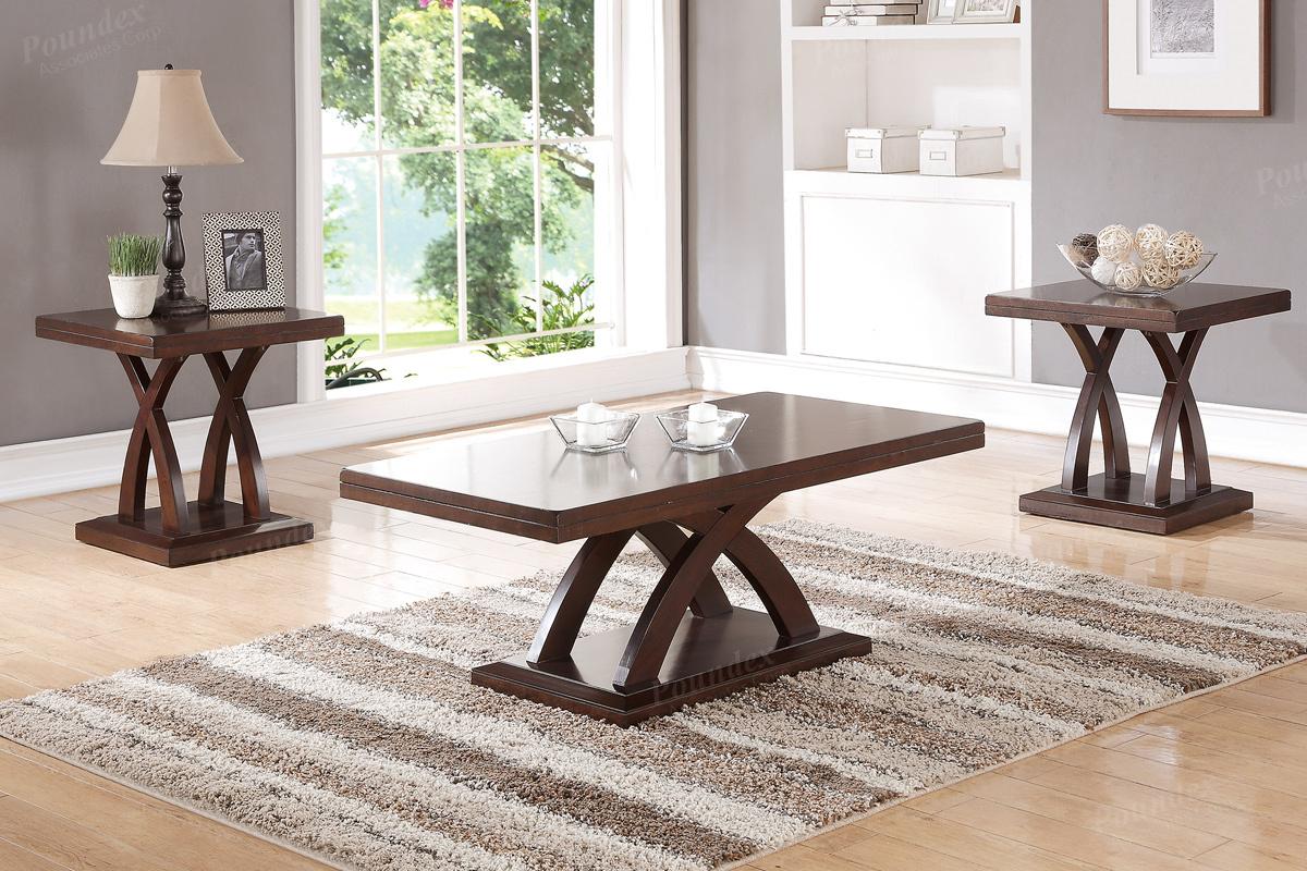 f3100 & 3PC Coffee Table Set (F3100) | BB\u0027s Furniture Store