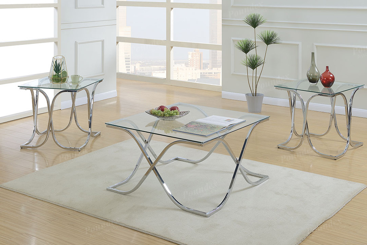 Home/Living Room/3 PC Coffee Table Set