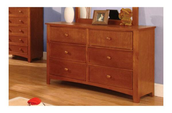 dresser only oak