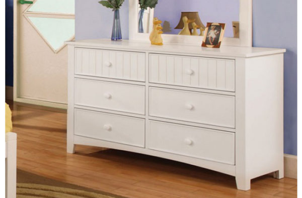 dresser only white