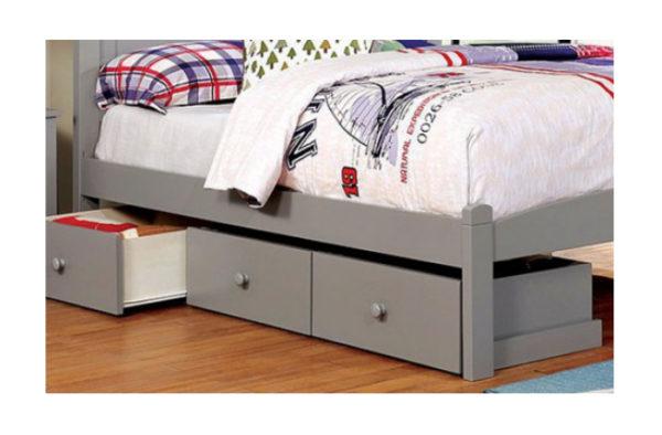 grey drawers